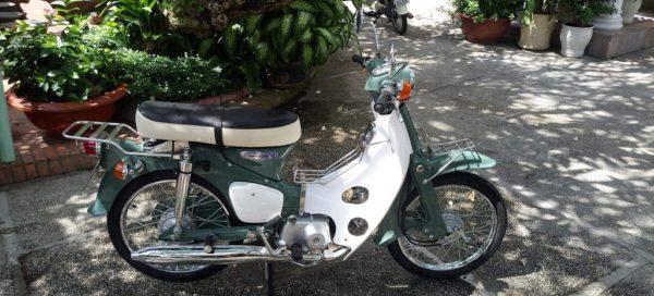 Entrepreneurship Vietnam Honda Cub